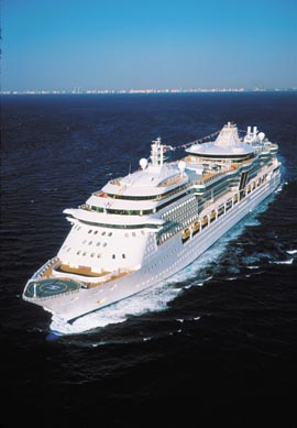 Ensenada Cruise Ship